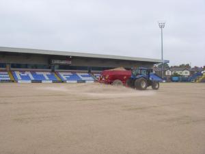 macclesfield sand spread